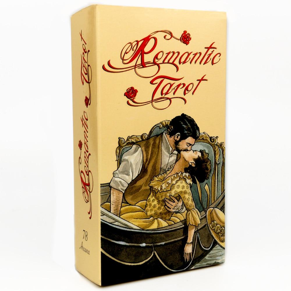 78pcs The Rider Tarot Magician Oracle Card Deck English Tarot Card Deck Guidebook Card Card Game Magical Fate Divination Card 20
