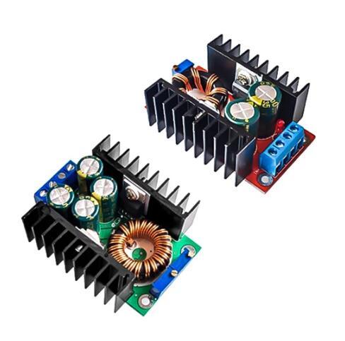 Dc cc 9a 300w 150w step down buck converter 5-40v ao módulo de potência 1.2-35v