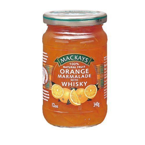 MACKAYS Mackay Whisky Orangenmarmelade 340g