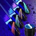 Светящийся гель для ногтей с изображением паука франшеска, светящийся эластичный клей для рисования, фототерапия, гель для дизайна ногтей н...