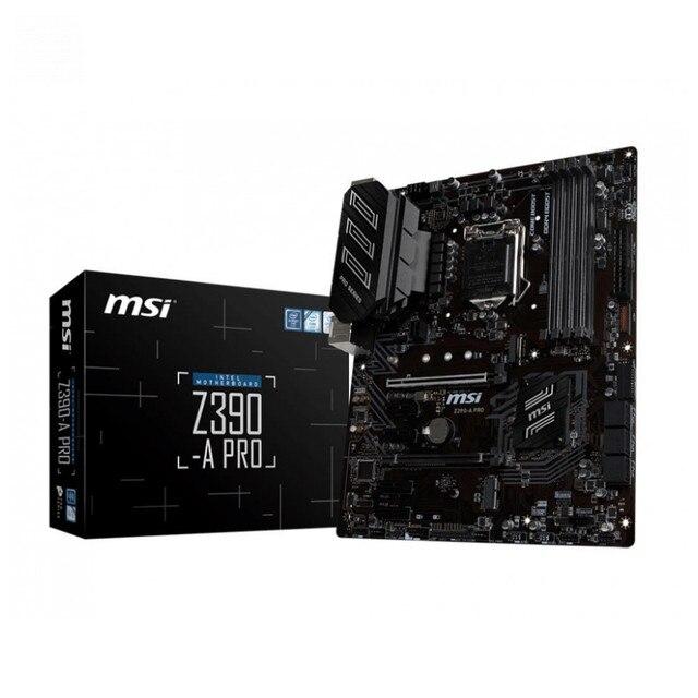Материнская плата MSI Z390 S1151 ATX Z390-A PRO