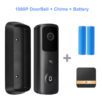 HISMAHO Video Intercom Smart WI-FI Doorbell Camera 1080P HD Video Door Phone Security Wireless IR Night Vision For Apartments 13