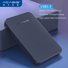 HDD ACASIS Xbox External-Hard-Drive-Disk Laptops Mac Portable USB3.0 Desktop for PS4