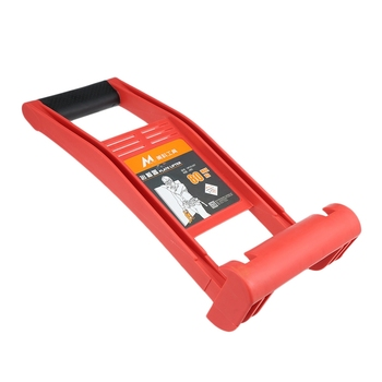 New-80kg Load Tool Panel Carrier Gripper Handle Carry Drywall Plywood Sheet ABS For Carrying Glass Plate Gypsum Board And Wood B