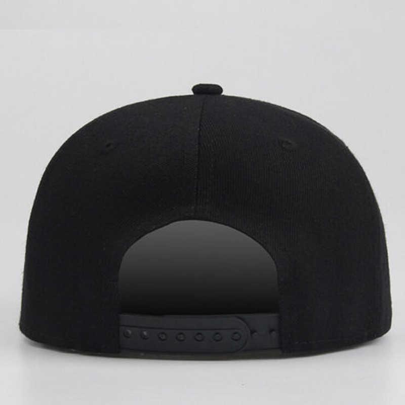 Casquette de Baseball pour hommes et femmes, chapeau Hip-Hop, multicolore réglable, Snapback de Sport, unisexe, pour adultes, offre spéciale