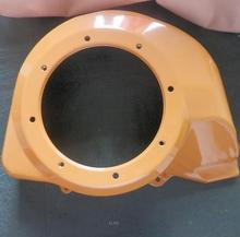 EX27 крышка вентилятора для Робин SUBARU EX-27 9HP моторный Генератор насос маховик стартера металлический кожух промышленные электроинструменты
