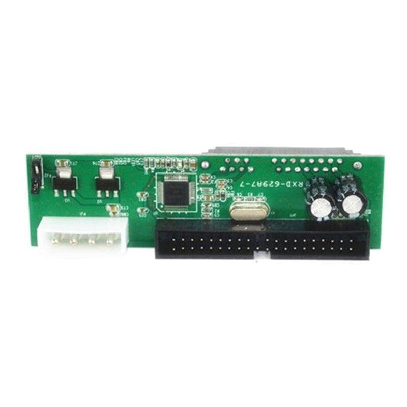 Pata IDE To Sata Hard Drive Adapter Card 3.5 HDD Parallel To Serial ATA Converts SATA To PATA/ATA/IDE/EIDE Converter