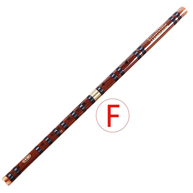 Бамбуковые музыкальные инструменты, флейта китайский Dizi поперечные