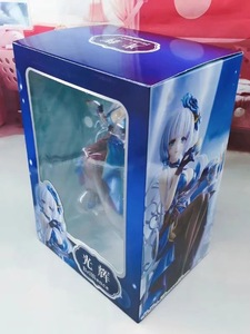 Image 5 - 새로운 애니메이션 게임 Azur Lane Illustrious Brilliance 섹시한 여자 PVC 액션 피규어 Atago Trait 아카기 모델 Collectible Toys Gift 20CM