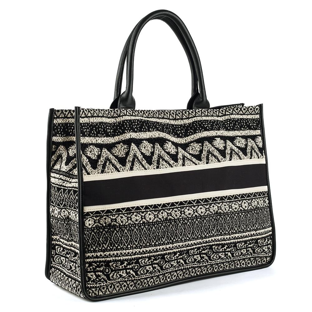 Womens Tots Rad Tote Square Shoulder Bag Work Bag