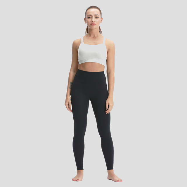 Nepoagym 28 Inch Inseam RHYTHM Women Workout Leggings Full Length Compression Seamless Waist Buttery Soft Yoga Pant Gym Tights 5
