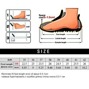 Image 5 - MWY Appartamenti Delle Donne È Aumentato Calzini e Calzettoni Sneakers chaussures femmes Delle Donne Scarpe Comfort Traspirante Allaperto Casual Scarpe Da Passeggio