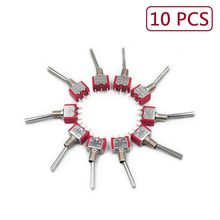 10 pcs Switch For Frsky X9D Plus SE QX7 RadioLink AT9S Futaba JR Frsky X9D Plus QX7 FlySky