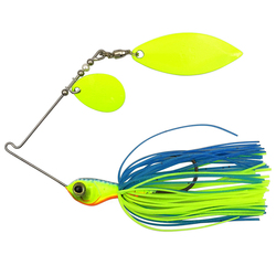 10g/14g Spinner Bait with Spoon Wobblers Metal Jig Jigging lure Swimbait Spinnerbait fishing tackle For trout Pike bass Peche