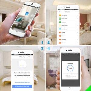 Image 5 - 16A Smart Plug WiFi con Power Monitor, wifi Intelligente senza fili Presa di corrente con Alexa Google Casa di Controllo Vocale