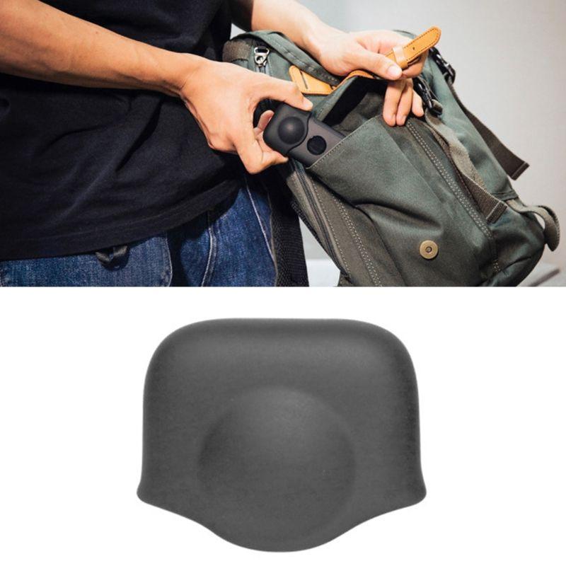 Len Kappe Silikon Schutzhülle Abdeckung Protector für Insta 360 One X Kamera Kit
