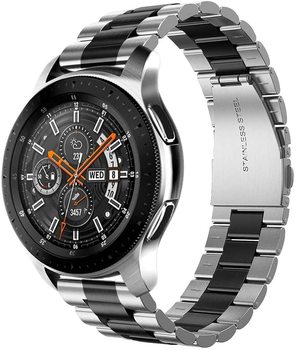 20mm 22mm for Huawei Watch GT2 amazfit bip metal strap For Samsung Gear S3 Sport Classic huawei gt galaxy watch 42mm 46mm Band