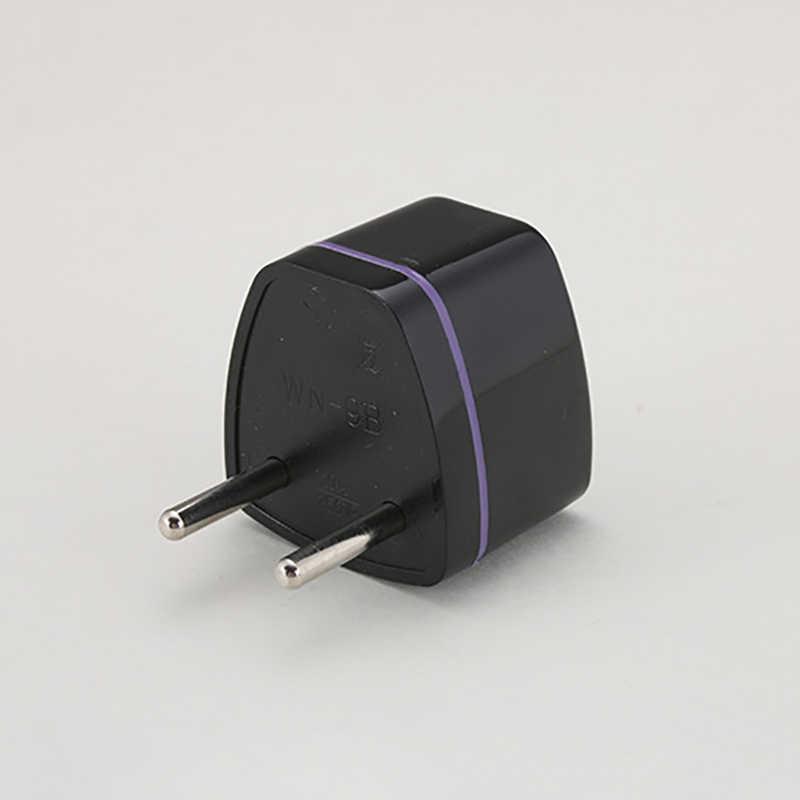 Universale Adattatore di Spina di UE Internazionale AU REGNO UNITO STATI UNITI UE In Rame Puro Travel Adapter Spina Elettrica di Potenza del Convertitore Presa
