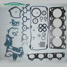 Для CHRYSLER SEBRING COUPE 16 В DOHC EY7 компоненты двигателя автомобильные запчасти ремонт посылка прокладка двигателя MD9674892