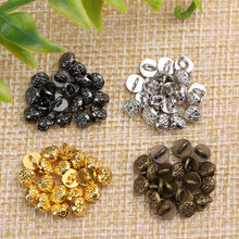 20/40pcs/Pack 4mm Handmade Doll accessories DIY Doll Clothes Mini Buttons Round Buttons For Doll Clothes Bags Sewing Accessories(China)