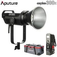 InStock Aputure LS 300X Bi Color 2700K 5600K Led Studio Light Photography Lighting 2.4G Wireless Video Photo Light Update 300DII