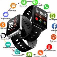 New Y6 Pro Smart Bracelet Heart Rate Blood Pressure Oxygen Fitness Tracker Watch Waterproof Sports Band Sport watch