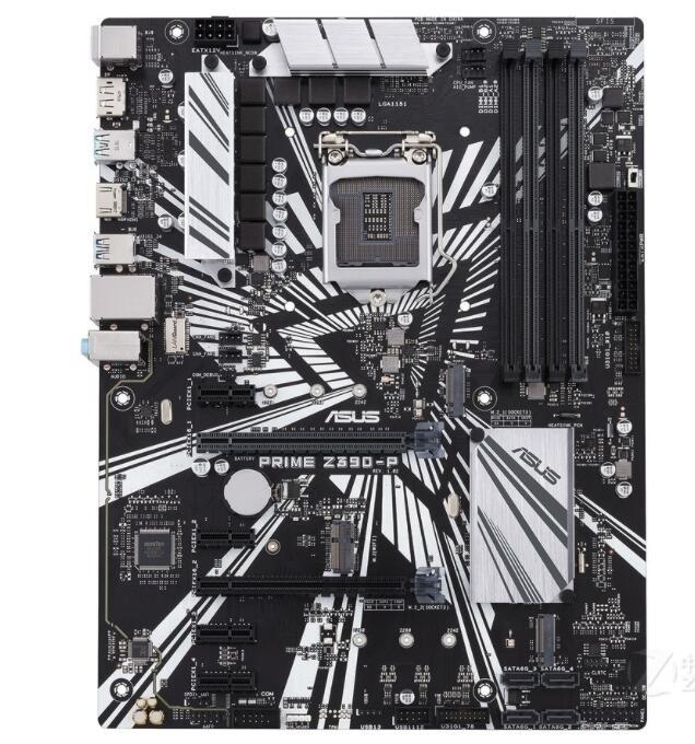 Nouveau pour ASUS PRIME Z390-P carte mère originale Socket LGA1151 DDR4 Z390 carte mère de bureau