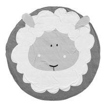 Cotton Children Game Infant Baby Pad Cartoon Sheep Floor Play Mat Crawling Sleeping Blanket