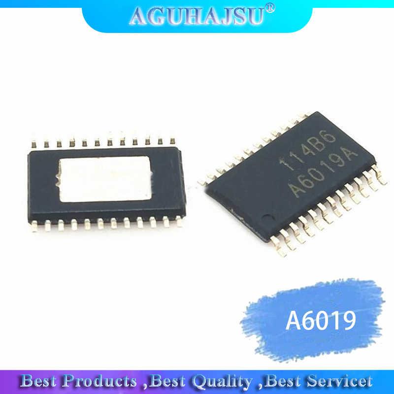 1 ピース/ロット EUA6019 A6019 TSSOP24 オーディオ 3 ワットステレオ 2 チャンネル DC フェーダー新スポット品質保証