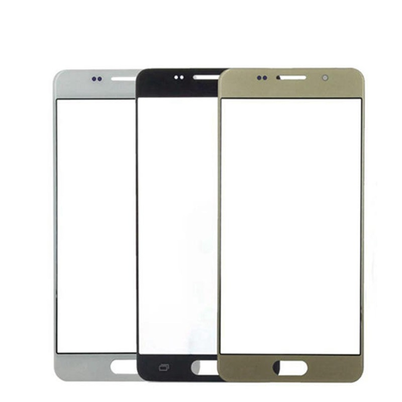 Touch Screeen For <font><b>Samsung</b></font> Galaxy A7 2017 <font><b>A720</b></font> A720F A720F/DS Touchscreen Panel 5.7'' <font><b>LCD</b></font> Display Front Glass Lens Phone Parts image