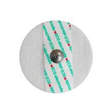 ЭКГ электродный патч для электрокардиографа фитинги свинцовый провод ЭКГ плакат круговой электрод взрослый нетканый материал 50 шт