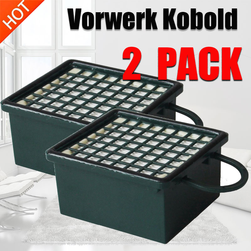 Vacuum cleaner filter kits dust cleaning hepa filter replacements for <font><b>Vorwerk</b></font> <font><b>VK130</b></font> VK131 Vacuum Cleaner parts Accessories image