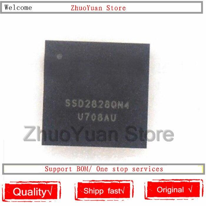10PCS/lot New Original SSD2828QN4 SSD2828 SSD2828QN4 QFN-68  IC Chip