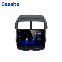 "Dasaita Android 10 для Mitsubishi ASX 2010 2011 2012 GPS мультимедийный плеер Octa Core 4G RAM 64G ROM 10,2 ""IPS сенсорный экран"