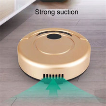 USB Smart Mini Sweeping Robot Auto Vacuum Cleaner 1200PA Super Suction Robot Sweeper Household Floor Mopping Dust Cleaner цена