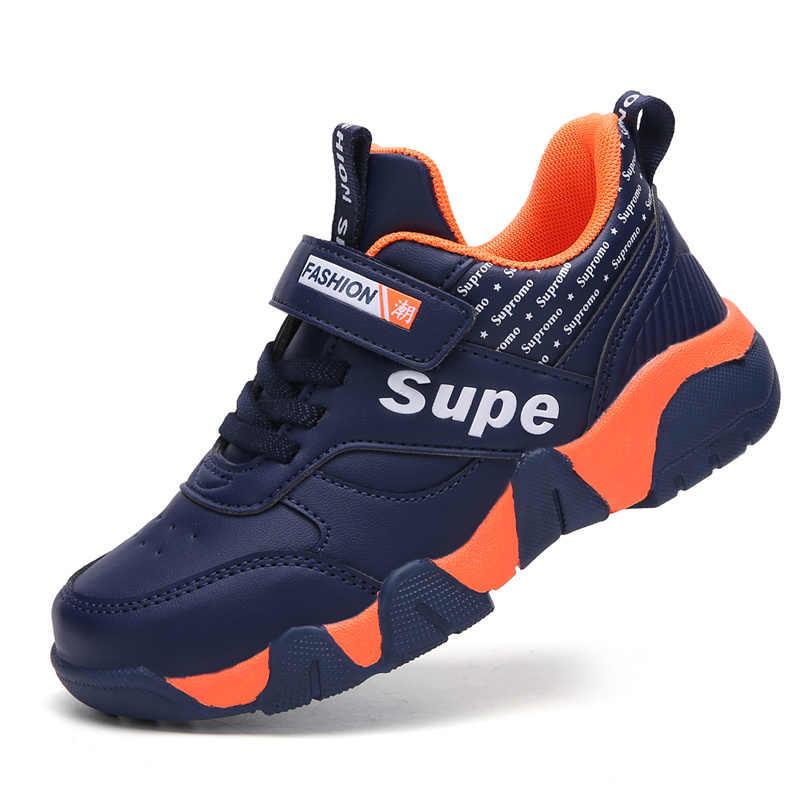 Skhek Herfst Kinderen Sneakers Voor Kids Schoenen Jongens Sneakers Meisjes Trainers Sport Running Rubber Tenis Infantil Menino