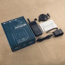 2PCS Walkie Talkie KSUN KSM3 Civil Kilometer High Power Intercom Outdoor Handheld  Mini Radio Talkie Walkie