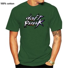 Daft Punk Discography T-shirt Tee All Size