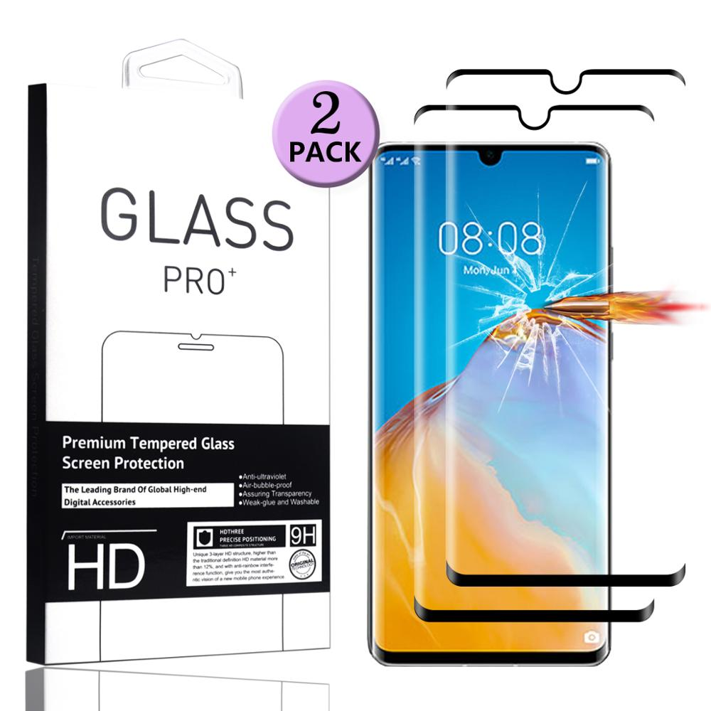 3D Full Cover Screen <font><b>Protector</b></font> for <font><b>Huawei</b></font> <font><b>P30</b></font> <font><b>Pro</b></font> New Edition Tempered <font><b>Glass</b></font> Screen <font><b>Protector</b></font> <font><b>Glass</b></font> Protective Film image