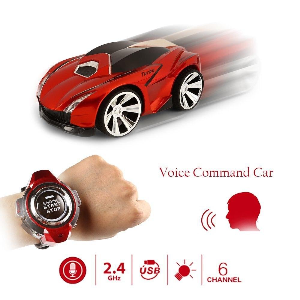 de corrida carro voz relogio inteligente 02