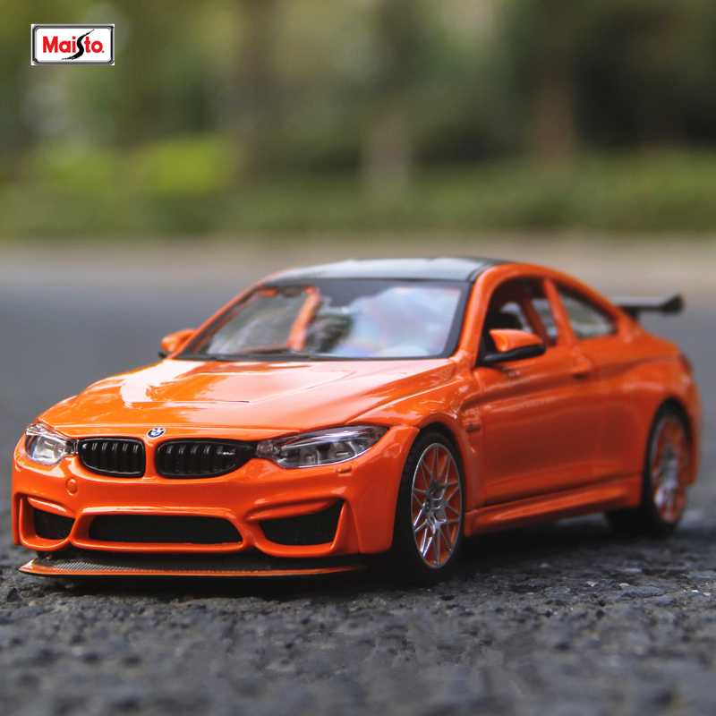 Maisto 1 24 Bmw M4 Alloy Super Toy Car Simulation Alloy Car Model Crafts Decoration Collection Toy Tools Gift Diecasts Toy Vehicles Aliexpress