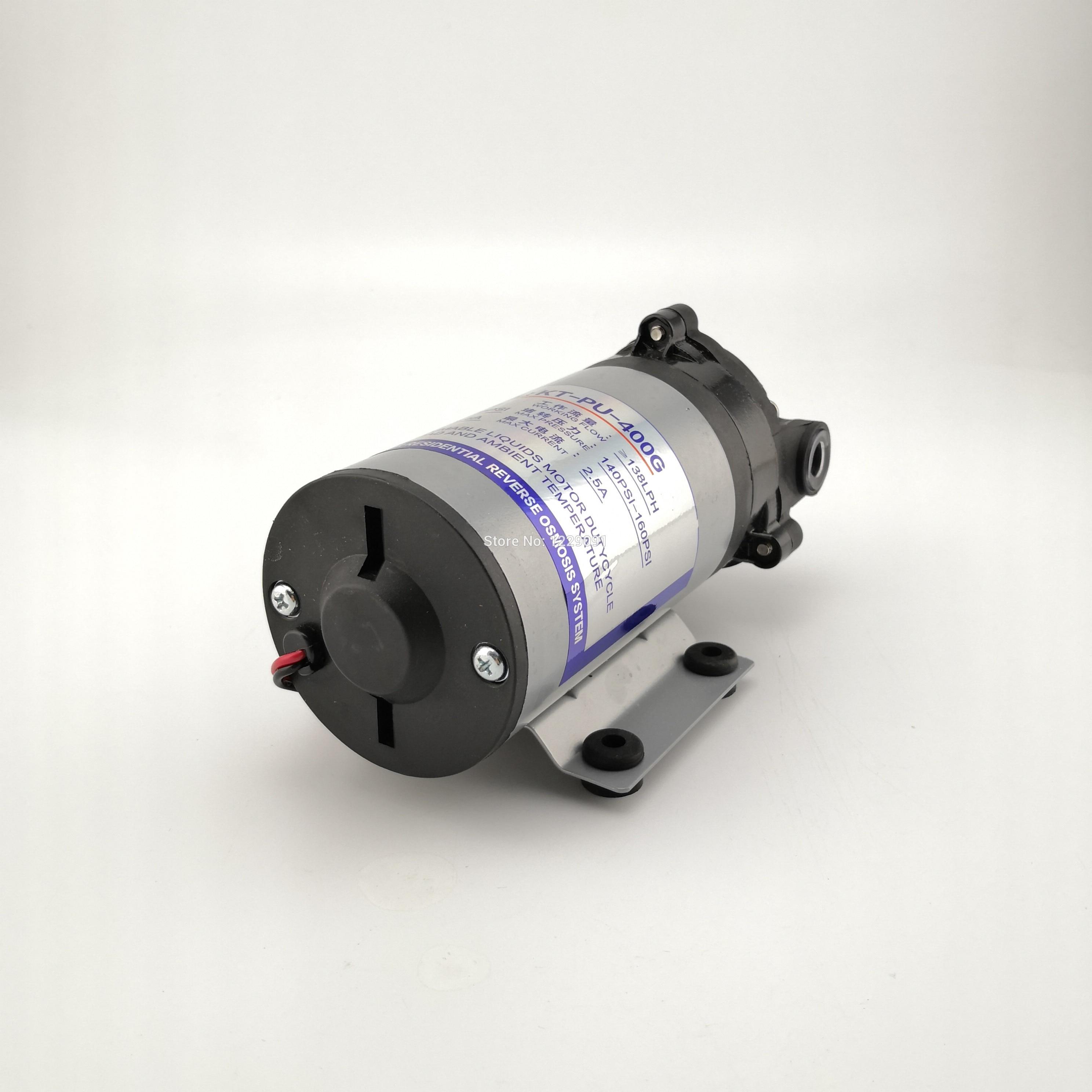 Nuotrilin 36v RO Booster water Pump Reverse Osmosis System Pressure Increase 400gpd 500gpd 800gpd G3/8 port