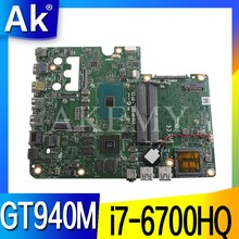 Placa base Original para Dell Inspiron 24 7459 con I7-6700HQ CPU 0503P4 503P4 prueba de CN-0503P4 OK(China)