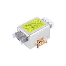 CW4L2-10A-RD 20a 30a trilho din aprimorado emi ac 220 v fonte de alimentação filtro