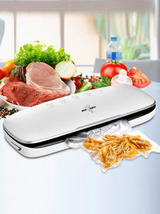 Electric-Vacuum-Sealer-Machine Bags Food-Saver Household Best 110V Automatic 220V