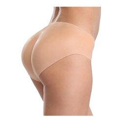 Модное сексуальное полностью Силиконовое нижнее белье, увеличивающее форму, трусики, боди, Корректирующее белье, Корректирующее белье для ...