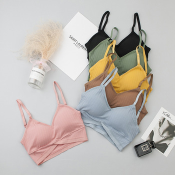 Sexy Bras For Women Push Up Lingerie Seamless Underwear Female Brassiere Wireless Bras Sexy Padded Crop Top Sports Bralette lasperal gym fitness women yoga bras girl seamless padded top push up vest wirefree shockproof sexy lace crop top soutien gorge