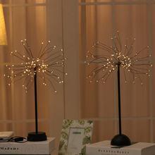 Светильник Ник с 100 светодиодами Одуванчик/Фейерверк/взрывозащищенный/Светлячок;