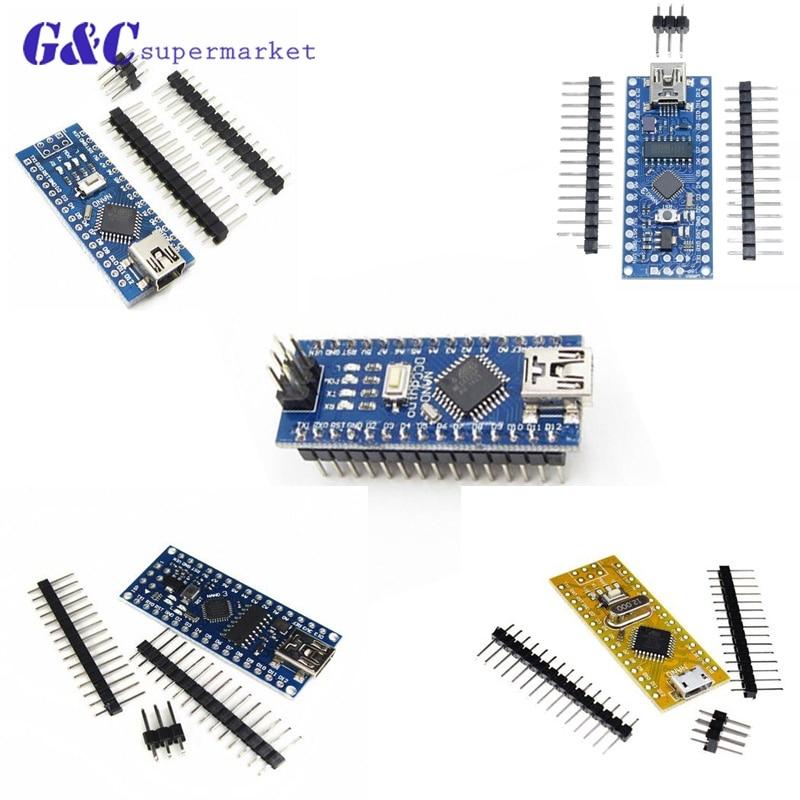 Programator Nano V3.0 ATmega168 / 328P / 5V 16M mikrokontroler dla Arduino ATF, kompatybilny z bootloaderem