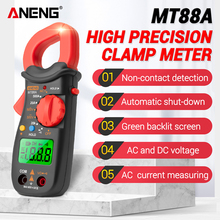 Multimeter Doctor-Detector Digital-Clamp ANENG Ncv-Tester Voltage Backlight Ac Dc Non-Contact